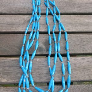 blue triple string