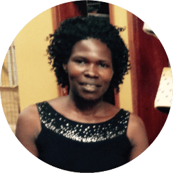 Josephine is active in group follow up, loan collections, group meetings, purchasing and organizing training. She also serves as treasurer to the BOA Uganda board. Josephine holds a degree in Public Admin and previously worked in the private, public and non-profit sectors.