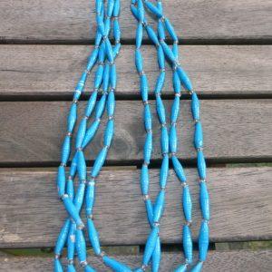 blue triple string